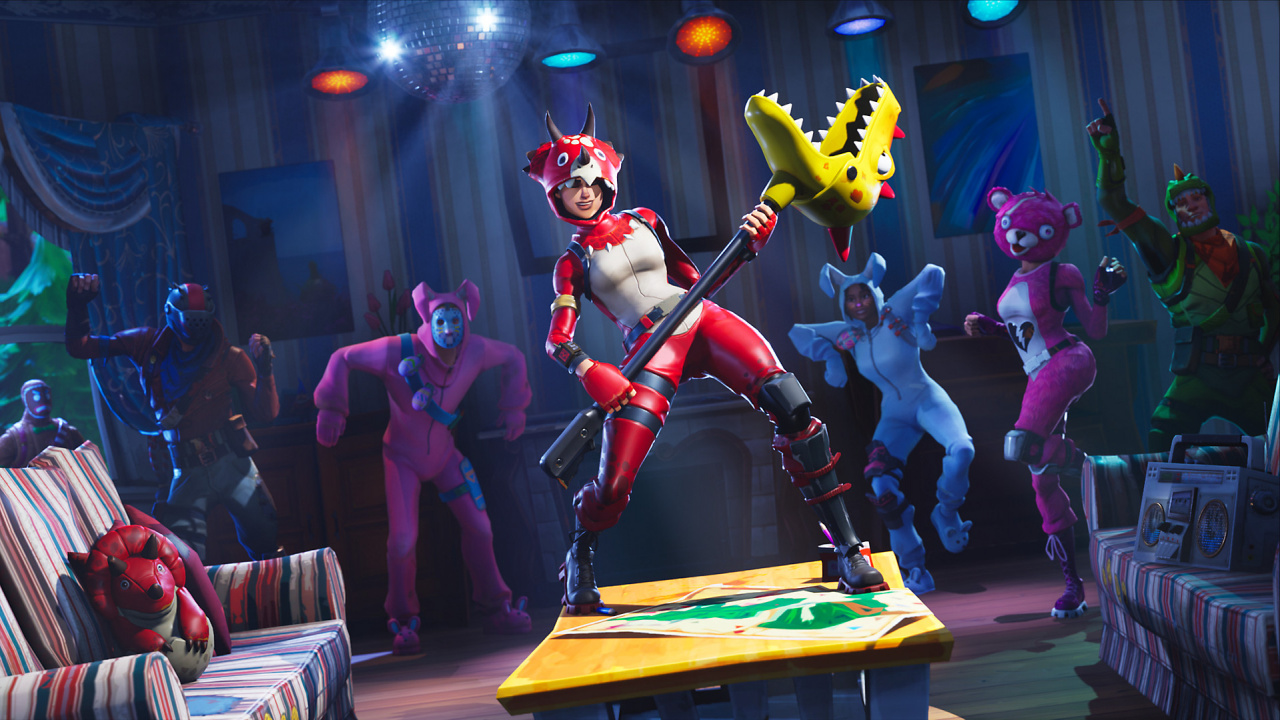 Soapbox fortnite is coming so nintendo really needs to sort out its but i cant plug a headset into my switch and chat with them why is a modern console forcing its online players into a state of incommunicado in 2018 ccuart Images