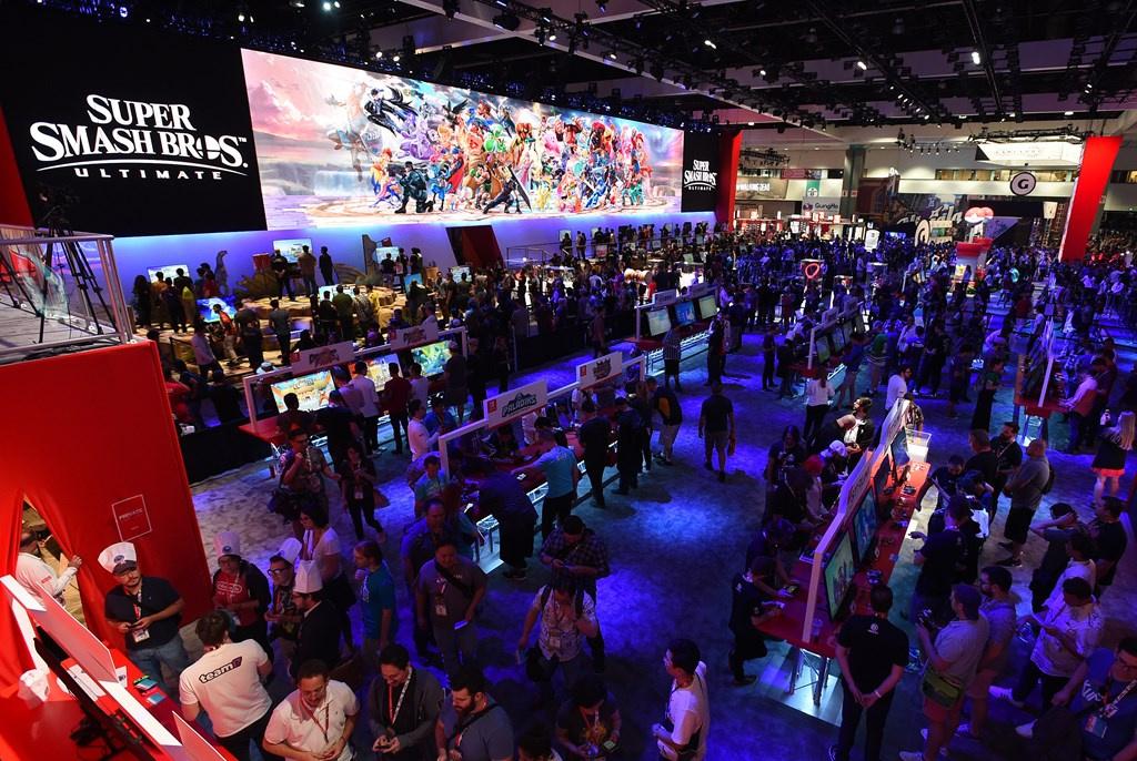 Busy Wallpaper Hd Watch Nintendo Treehouse Live Day 3 E3 2018
