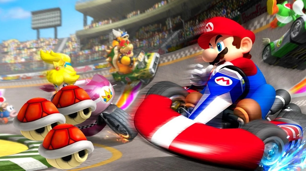 Image result for mario kart wii bowser