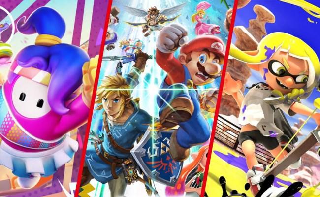 Best Switch Online Multiplayer Games 2018 30 Essential