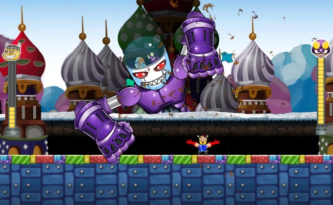 Play As The Villain In Nefarious A Switch Platformer That