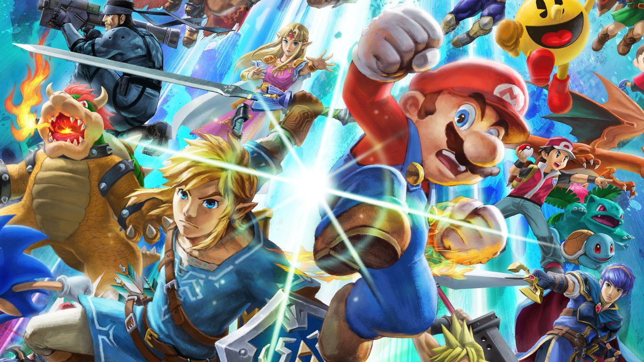Smash Bros Ultimate Pokmon Lets Go And More Big Switch Titles Will Be Playable At PAX West
