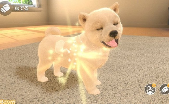 Switch Is Getting A Nintendogs Style Game Called Little