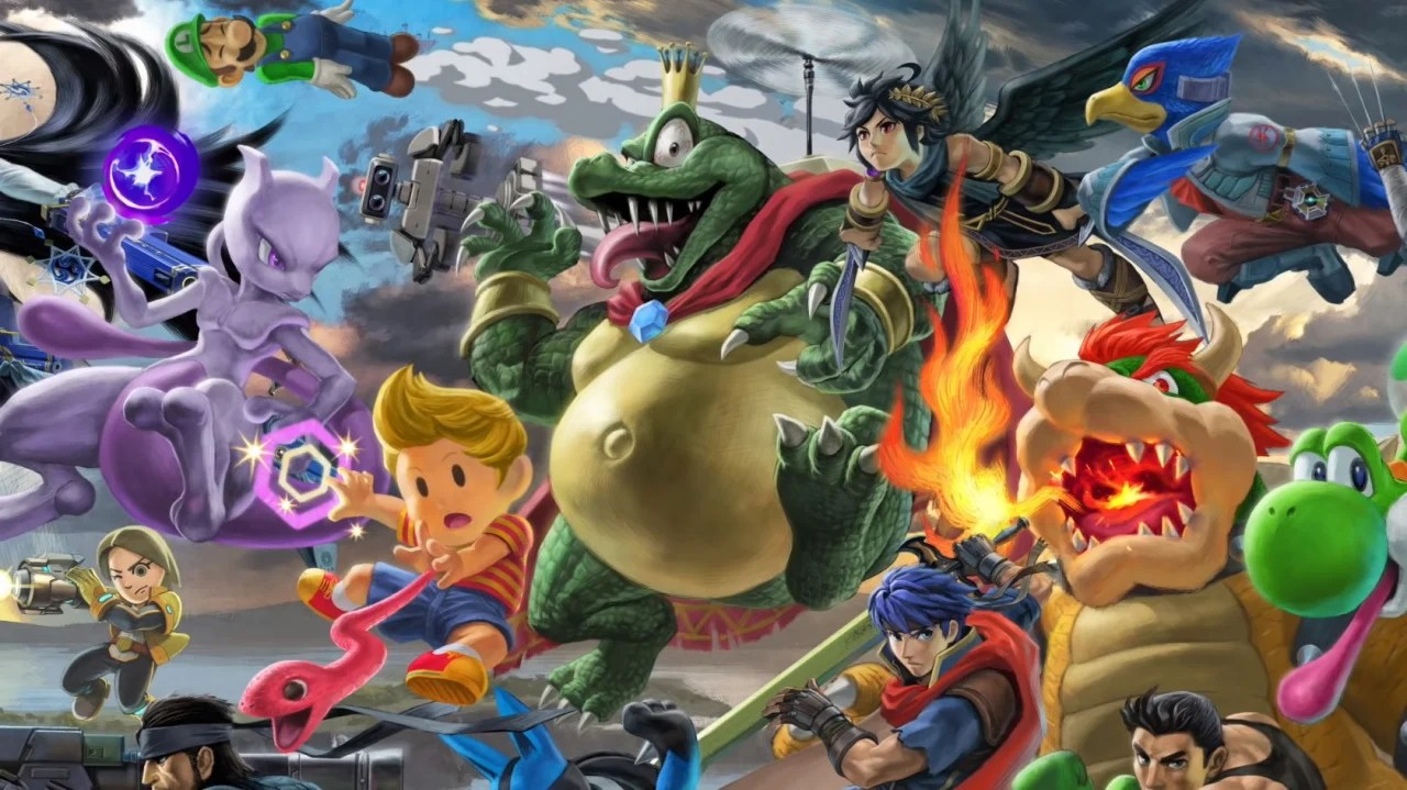 Smash Bros Ultimate Is Second Most Anticipated Holiday