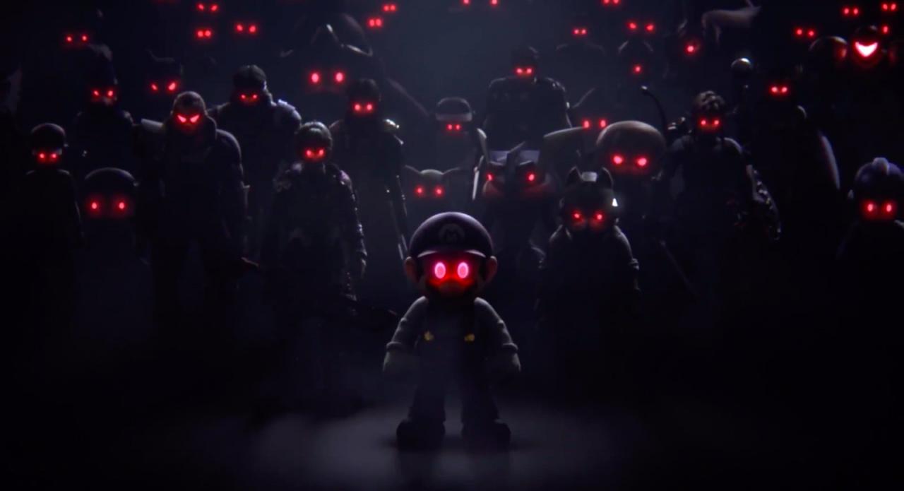 Super Smash Bros Ultimates Adventure Mode Is Called World Of Light Nintendo Life