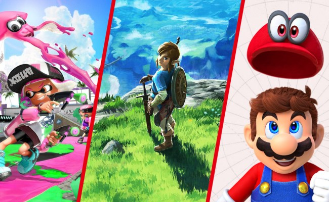 The 50 Best Nintendo Switch Games So Far Feature