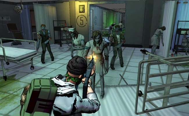 Dawn Of Survivors Is An Intriguing Online Based Zombie