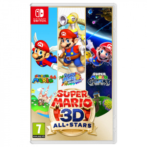 Guide: Where To Pre-Order Super Mario 3D All-Stars On Nintendo Switch 3