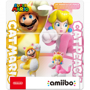 Guide: Where To Pre-Order The Adorable Cat Mario And Cat Peach amiibo 3