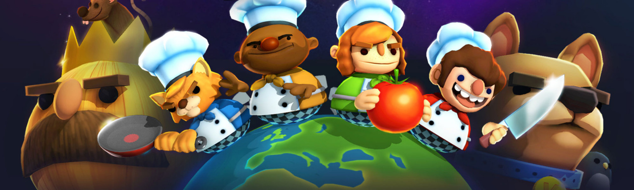 Overcooked Special Edition Review Switch EShop