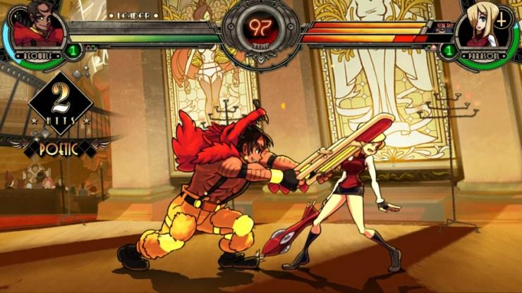 Skullgirls 2nd Encore Review - Captura de pantalla 2 de 4