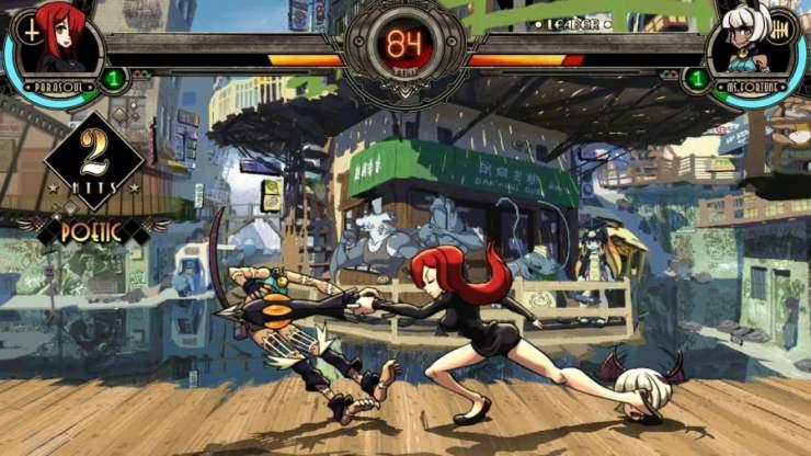 Skullgirls 2nd Encore Review - Captura de pantalla 4 de 4