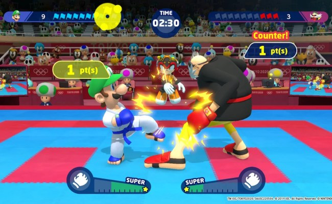 Mario Sonic At The Olympic Games Tokyo 2020 Review