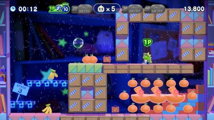 Bubble Bobble 4 Friends Review - Screenshot 3 of 4