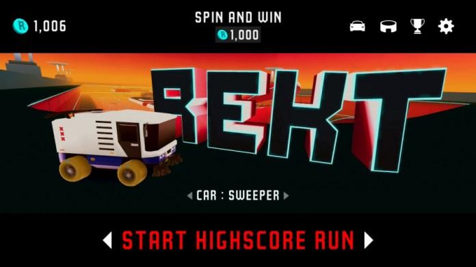 REKT! High Octane Stunts Review - Screenshot 3 of 3