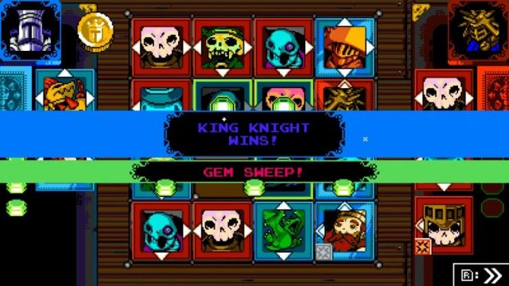 Shovel Knight: King Of Cards Review - Captura de pantalla 1 de 5