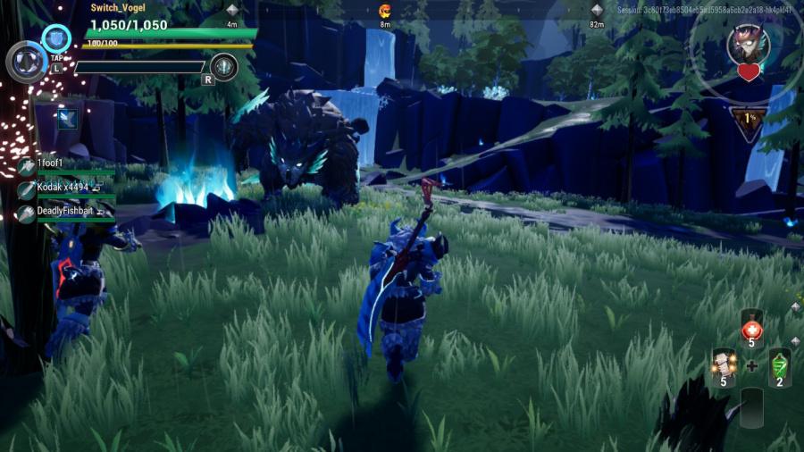 Dauntless Review - Screenshot 4 of 6