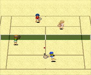 Smash Tennis Review-Screenshots 5 of 6