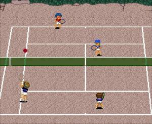 Smash Tennis Review-Screenshots 1 of 6