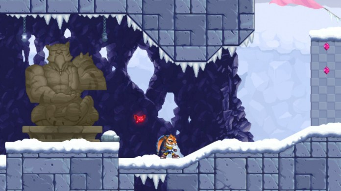 Kaze and the Wild Masks Review - Screenshot 1 of 4