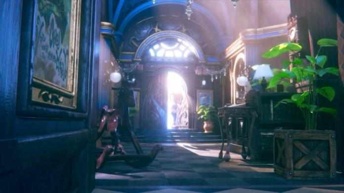 Balan Wonderworld Review - Screenshot 1 of 5