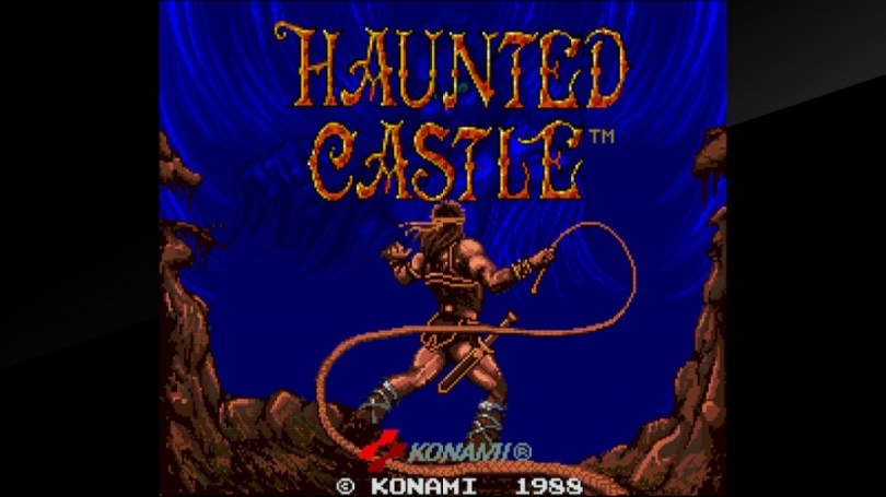 Arcade Archives Haunted Castle Review - Screenshot 5 of 5