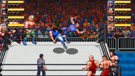 RetroMania Wrestling Review - Screenshot 1 of 5