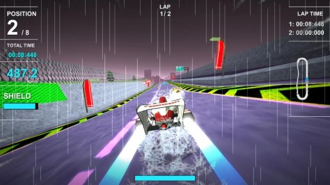 Future Aero Racing S Ultra - FAR S Ultra Review - Screenshot 1 of 7