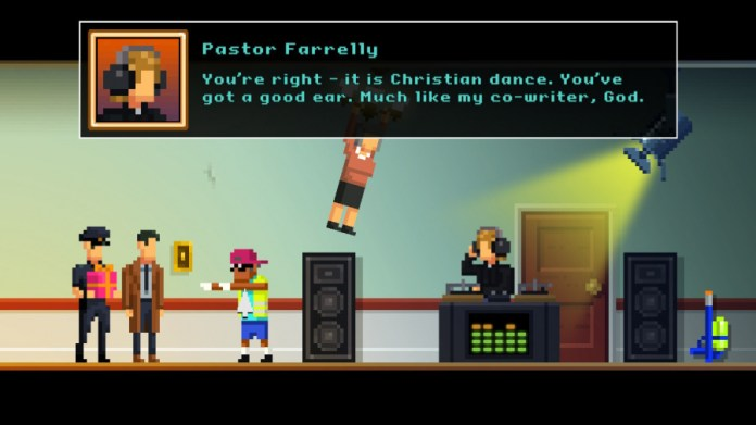 The Darkside Detective: A Fumble in the Dark Review - Screenshot 1 of 3
