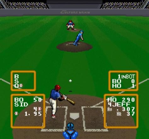 Super Baseball Simulator 1.000 Review - Screenshot 1 of 6