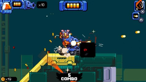 Mighty Goose Review - Screenshot 1 of 7