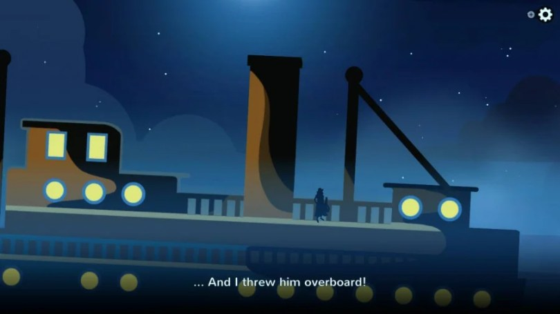 Overboard! Review - Screenshot 2 of 5