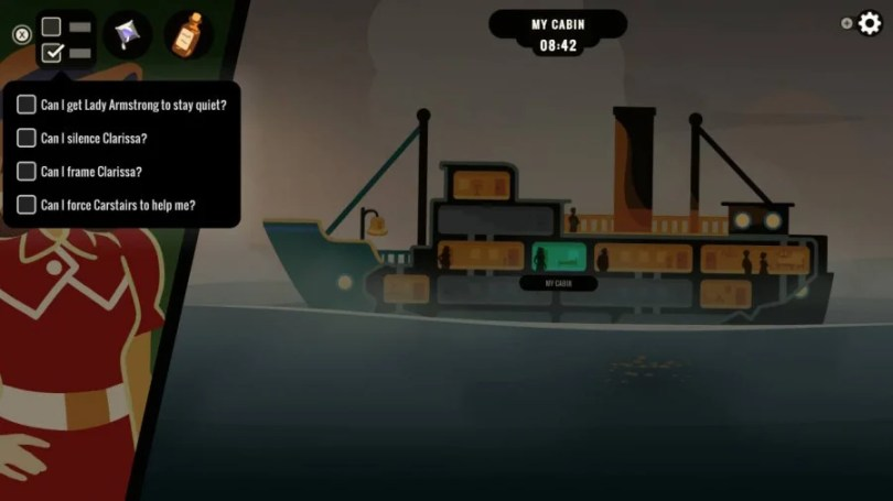 Overboard! Review - Screenshot 5 of 5