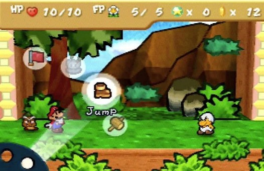 Image result for paper mario 64