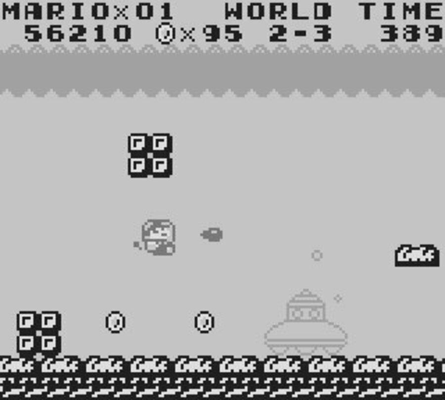 Super Mario Land (GB / Game Boy) Screenshots