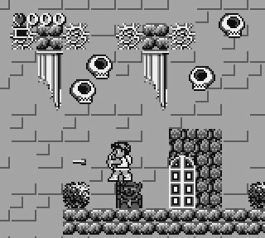 Kid Icarus: Of Myths and Monsters (GB / Game Boy) Screenshots