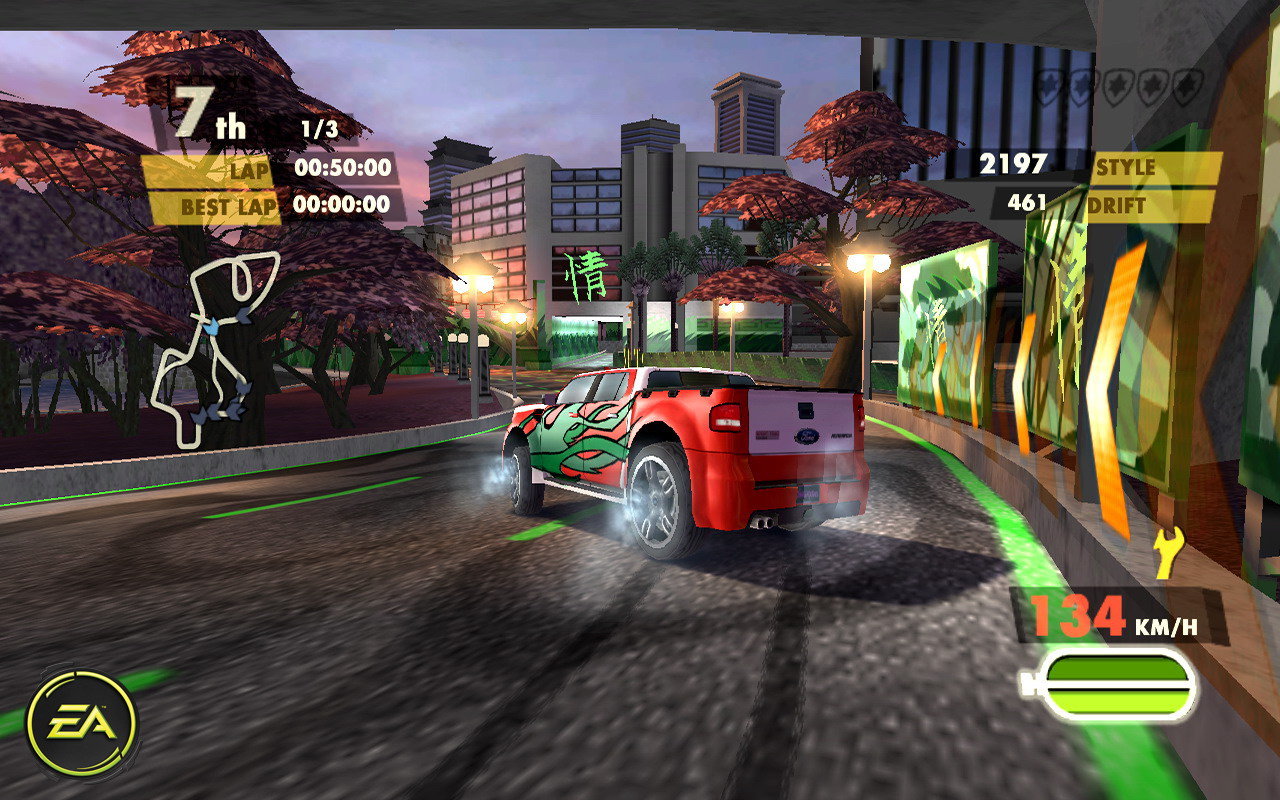 Need For Speed NITRO Wii News Reviews Trailer