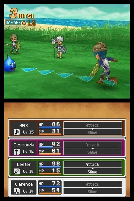 Dragon Quest IX Sentinels Of The Starry Skies DS News Reviews Trailer Amp Screenshots