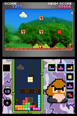 Tetris DS DS News Reviews Trailer  Screenshots