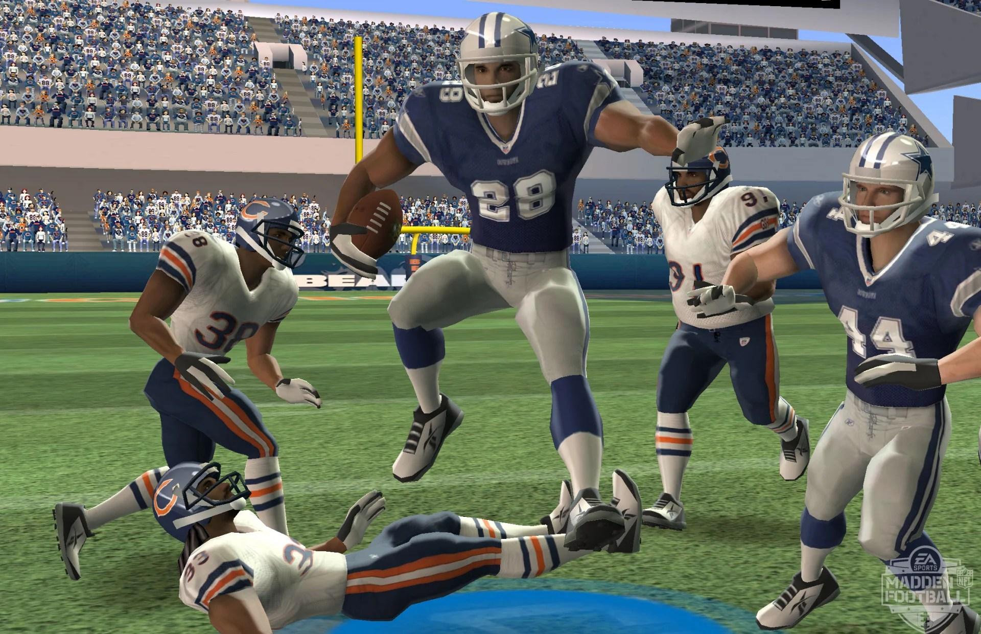 Madden NFL Football 3DS News Reviews Trailer  Screenshots