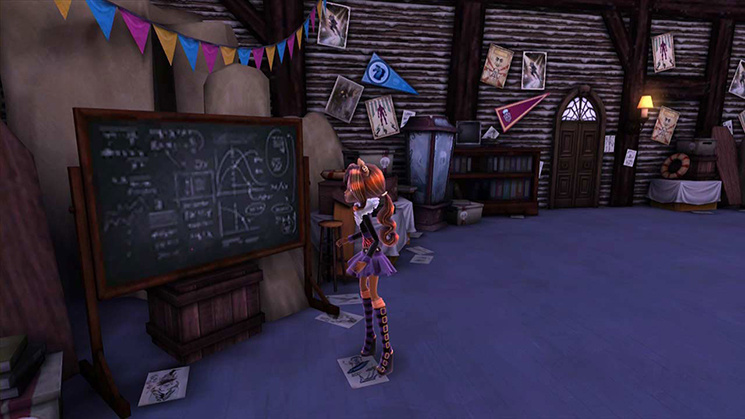 Monster High 13 Wishes Review Wii U Nintendo Life