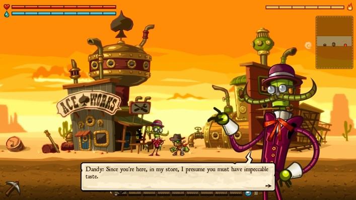 Image result for steamworld dig
