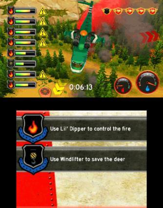 Disney Planes Fire Amp Rescue 3DS News Reviews Trailer Amp Screenshots