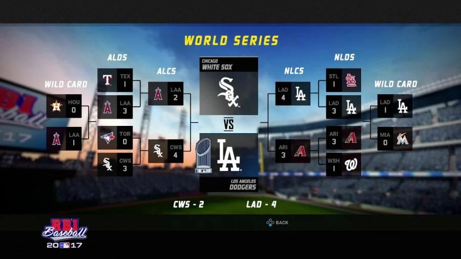 RBI Baseball 17 Switch Gameplay Image 1
