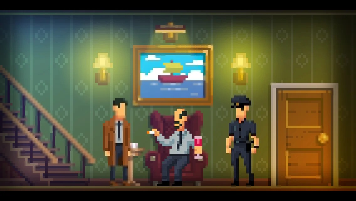 The Darkside Detective Switch eShop News Reviews
