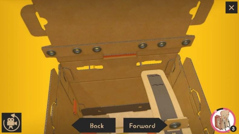 Nintendo Labo: Toy-Con 02 - Robot Kit Review - Screenshot 3 of 5