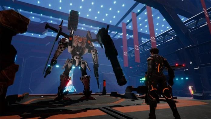 Review of Daemon X Machina - Screenshot 3 of 7