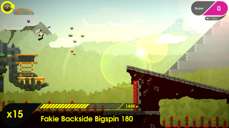 OlliOlli: Switch Stance Review - Screenshot 1 of 5