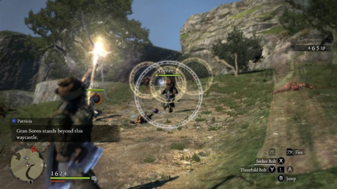Dragon's Dogma: Dark Arisen Review - Screenshot 4 of 9