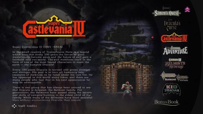 Castlevania Anniversary Collection Review - Captura de pantalla 4 de 6